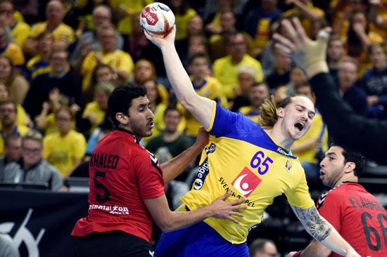 مصر والسويد (2)