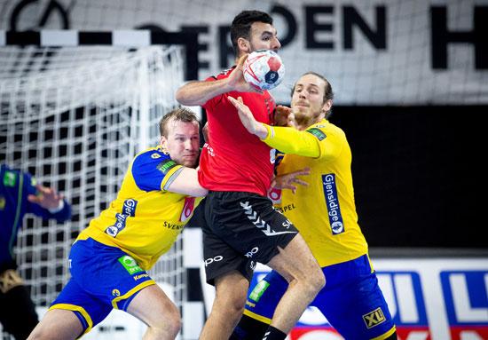 مصر والسويد (7)