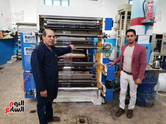 مع-المدير-التنفيذى-لمصنع-التوحيد-للبلاستيك--(2)