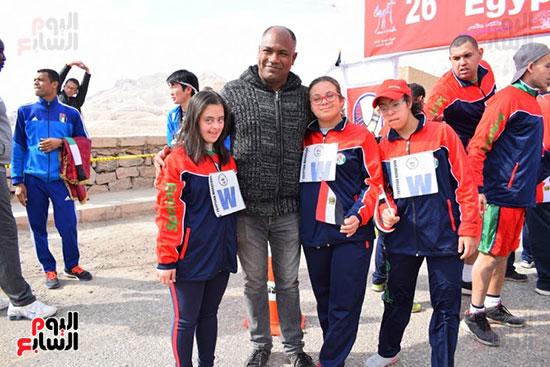 أبطال-التحدي-من-ذوي-الإحتياجات-الخاصة-يشاركون-بماراثون-مصر-الدولي-بالأقصر-(12)