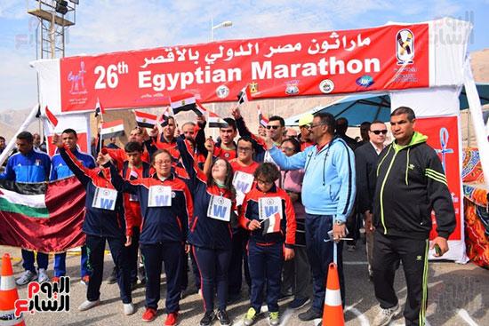 أبطال-التحدي-من-ذوي-الإحتياجات-الخاصة-يشاركون-بماراثون-مصر-الدولي-بالأقصر-(1)