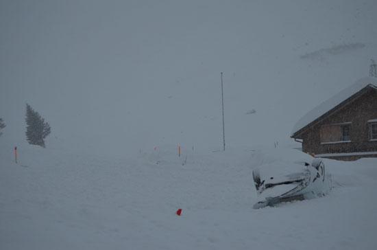 الجليد يشل الحياة فى عواصم أوروبية وأمريكية  (2)