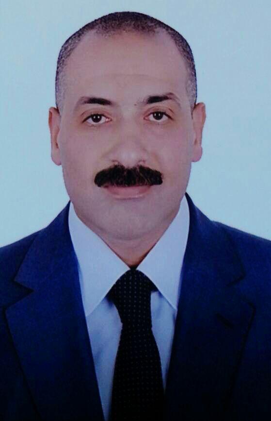 حاتم نجيب نائب رئيس شعبة الخضروات والفاكهة