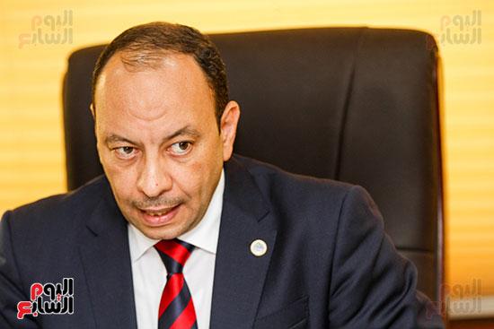 وائل جويد رئيس شركة غاز مصر (9)