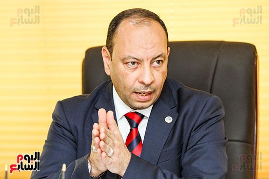 وائل جويد رئيس شركة غاز مصر (16)