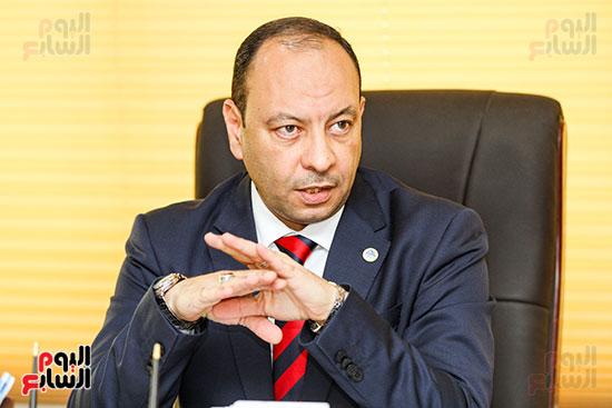 وائل جويد رئيس شركة غاز مصر (14)