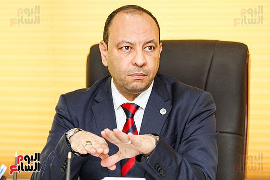 وائل جويد رئيس شركة غاز مصر (15)