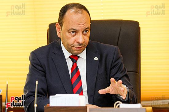 وائل جويد رئيس شركة غاز مصر (17)