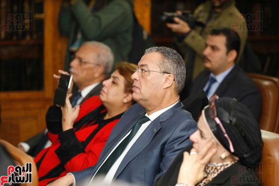 مؤتمر القوى الناعمة للسلام العالمى ودعم الإنسانية فى اليمن (4)