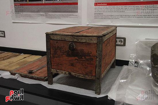 جولة لجنة الثقافة والإعلام والآثار بالبرلمان للمتحف المصري الكبير (39)