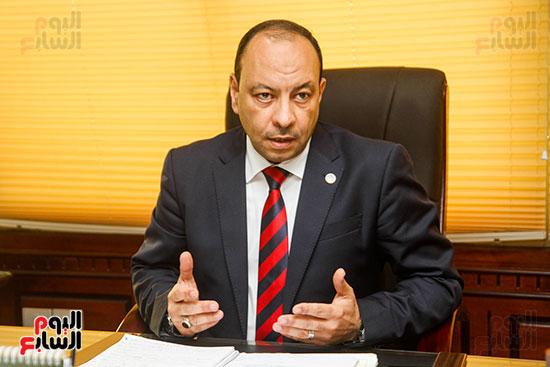 وائل جويد رئيس شركة غاز مصر (4)