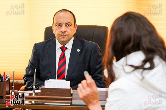 وائل جويد رئيس شركة غاز مصر (11)