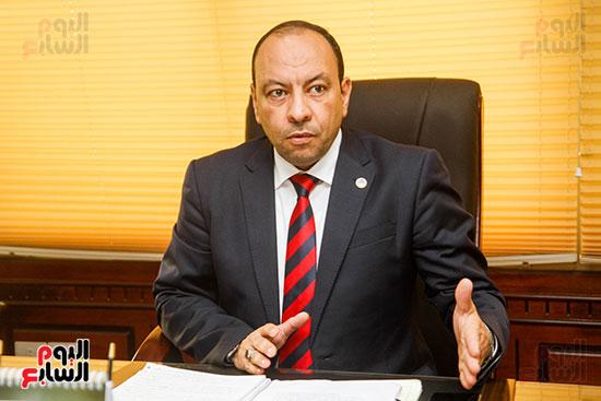 وائل جويد رئيس شركة غاز مصر (2)