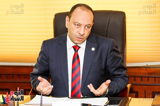 وائل جويد رئيس شركة غاز مصر (10)