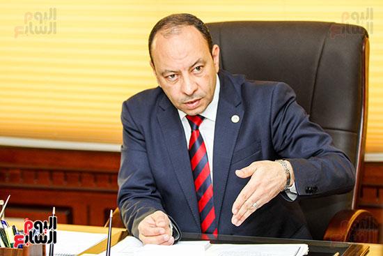 وائل جويد رئيس شركة غاز مصر (19)