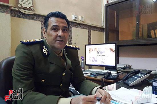 العميد حاتم الخشت مأمور قسم أول أسيوط (10)