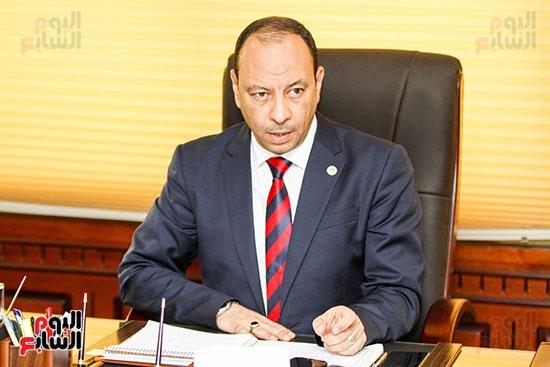وائل جويد رئيس شركة غاز مصر (7)
