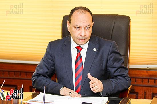 وائل جويد رئيس شركة غاز مصر (8)