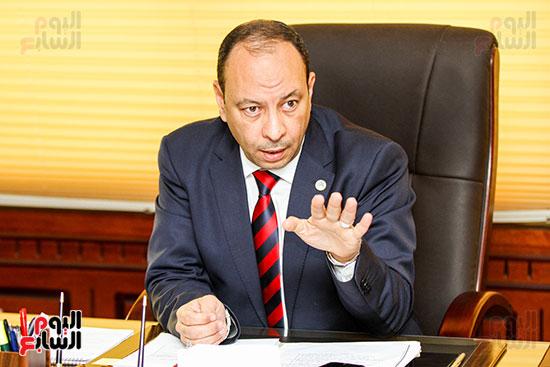 وائل جويد رئيس شركة غاز مصر (21)