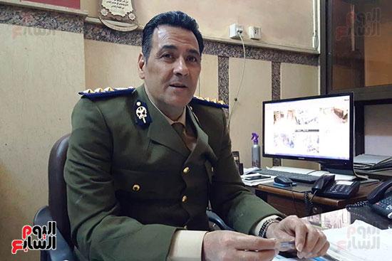العميد حاتم الخشت مأمور قسم أول أسيوط (8)