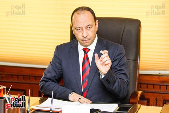 وائل جويد رئيس شركة غاز مصر (6)