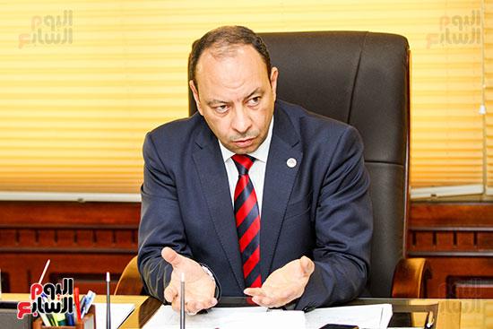 وائل جويد رئيس شركة غاز مصر (18)