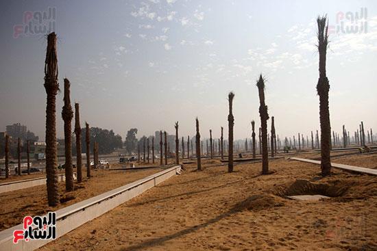 جولة لجنة الثقافة والإعلام والآثار بالبرلمان للمتحف المصري الكبير (2)