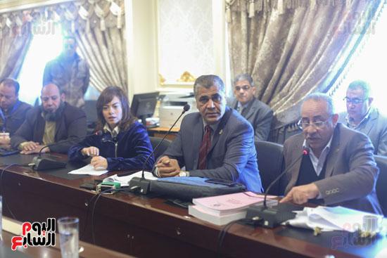 لجنة الخطة والموازنة بمجلس النواب (6)