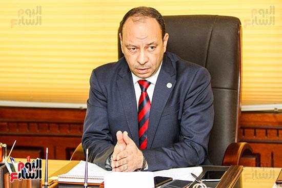 وائل جويد رئيس شركة غاز مصر (5)