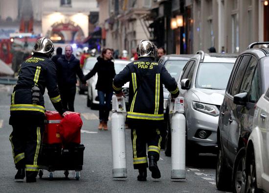 صور انفجار باريس (4)
