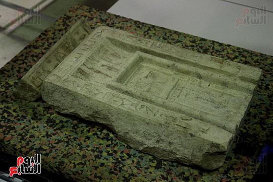 جولة لجنة الثقافة والإعلام والآثار بالبرلمان للمتحف المصري الكبير (46)