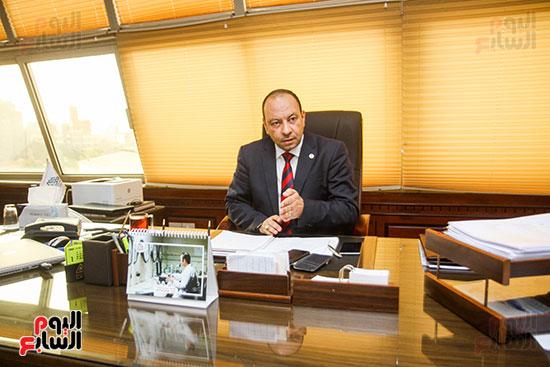 وائل جويد رئيس شركة غاز مصر (3)