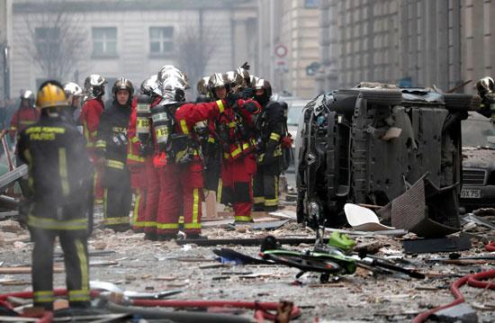 صور انفجار باريس (3)