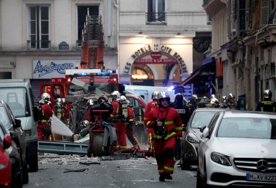 صور انفجار باريس (5)