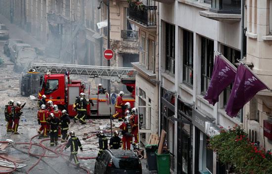 صور انفجار باريس (7)