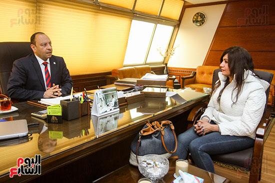 وائل جويد رئيس شركة غاز مصر (1)