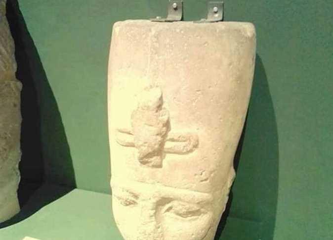 تمثال متحف سوهاج