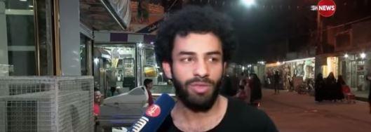 شبيه محمد صلاح فى العراق
