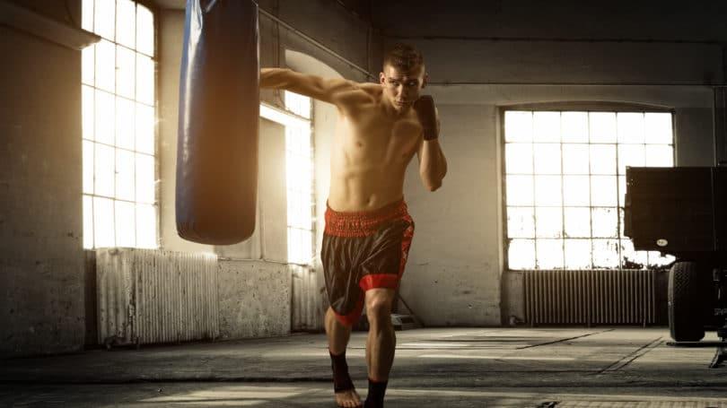 تمرين الملاكمة