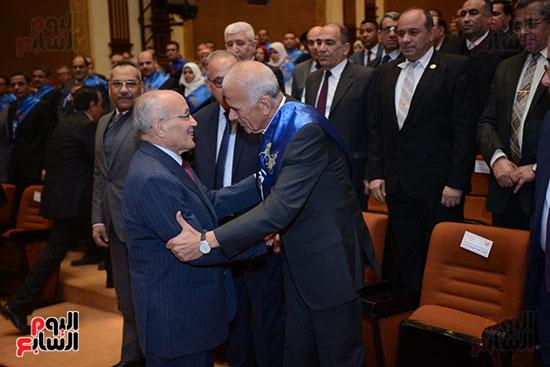 احتفالية وزارة الانتاج الحربى (2)