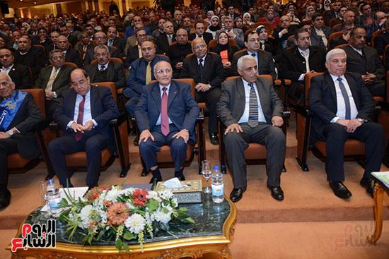 احتفالية وزارة الانتاج الحربى (1)