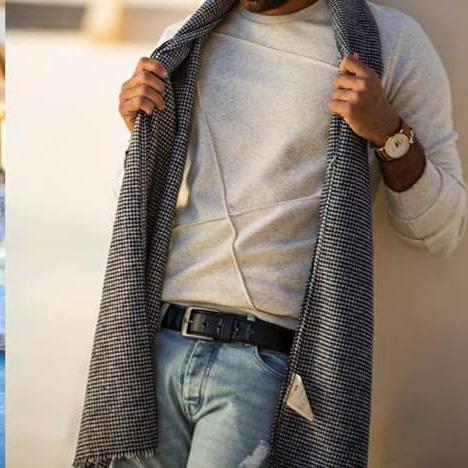 أزياء الرجال - الكوفية (1)