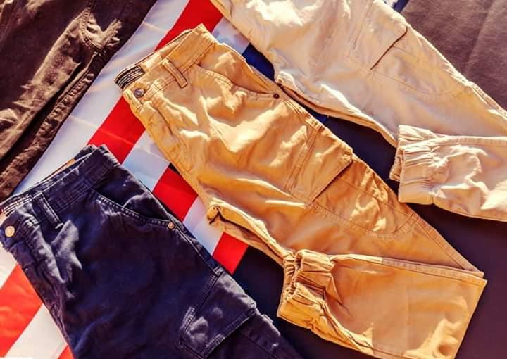 أزياء الرجال - البنطلون (2)