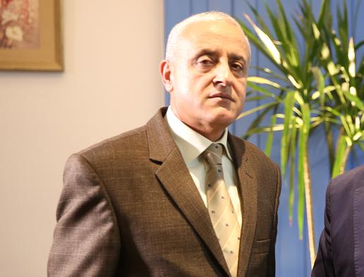 المهندس عبد المطلب عمارة نائب وزير الإسكان لشئون تنمية وتطوير المدن الجديدة
