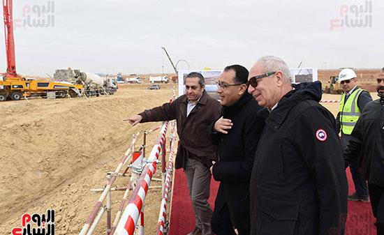 منطقة الأبراج وحى جاردن سيتى بالعاصمة الإدارية الجديدة (3)