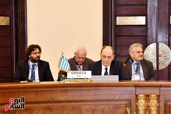 اختيار القاهرة مقرا لـ منتدى غاز شرق المتوسط (4)