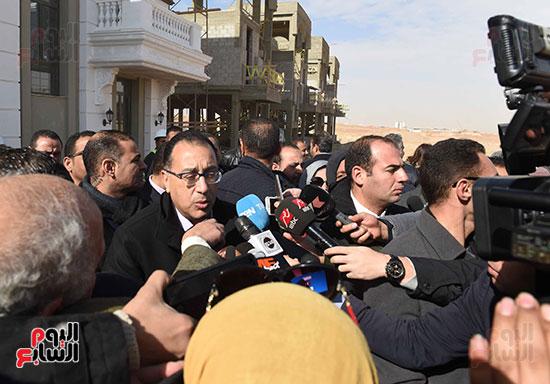 منطقة الأبراج وحى جاردن سيتى بالعاصمة الإدارية الجديدة (16)
