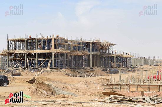 منطقة الأبراج وحى جاردن سيتى بالعاصمة الإدارية الجديدة (7)