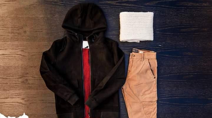 أزياء الرجال - السويت شيرت