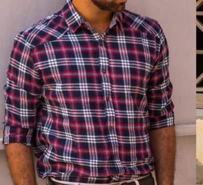 أزياء الرجال - الكاروهات (1)